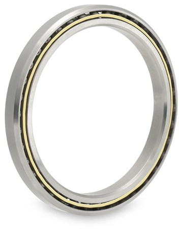 overall width: Kaydon Bearings S17003AS0 Thin-Section Ball Bearings