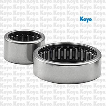 maximum rpm: Koyo NRB B-44;PDL125 Drawn Cup Needle Roller Bearings