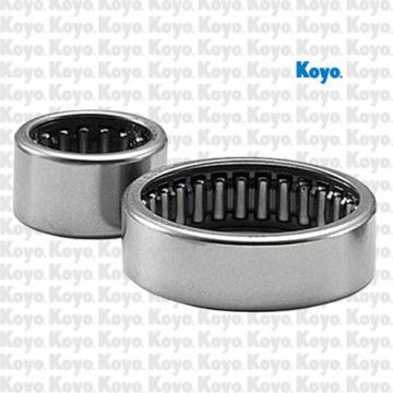 closure type: Koyo NRB GB-86 Drawn Cup Needle Roller Bearings