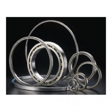 cage material: RBC Bearings KB070CP0 Thin-Section Ball Bearings