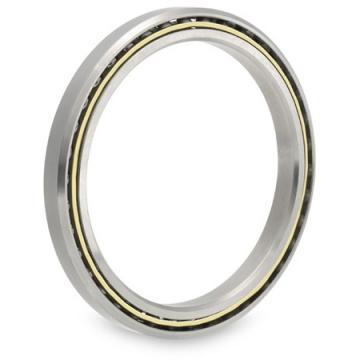 cage material: Kaydon Bearings K32008CP0 Thin-Section Ball Bearings
